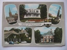 N48 Ansichtkaart Groeten Uit Dedemsvaart - 1972 - Dedemsvaart