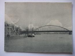 N48 Ansichtkaart Deventer - Nieuwe Brug - 1943 - Deventer