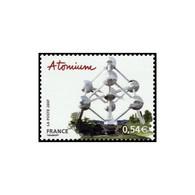 Timbre N° 4076 Neuf ** - Capitales Européennes Bruxelles. L'Atomium. - France
