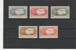 MAURITANIE ** LUXE N° POSTE AERIENNE 1/5 COTE 5.50 - Mauritanie (1906-1944)