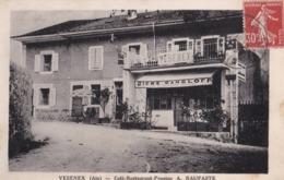 Vesenex - Café Restaurant-Pension A.Raufaste Ain Pays De Gex Bugey Ain 01 - Autres Communes