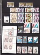 Nederland 1982 Complete MNH**  Met Doorlopers Ex Beatrix - Used Stamps