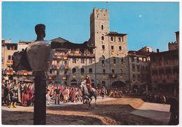 AREZZO - GIOSTRA DEL SARACINO - CARRIERA -43532- - Arezzo