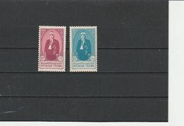 SYRIE**LUXE N°264/265 COTE 7.00 - Unused Stamps