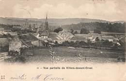 Belgique Vue Partielle De Villers Devant Orval + Timbre Cachet Izel 1903 - Florenville
