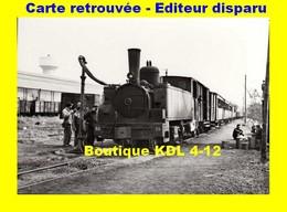 BVA 618-10 - Train - Loco Piguet 130 T N° 30 - VIEUX-LOURCHES - Nord - CF Cambrésis - France