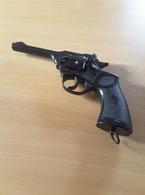 Replique Denix Revolver Webley Mk. IV - Armes Neutralisées