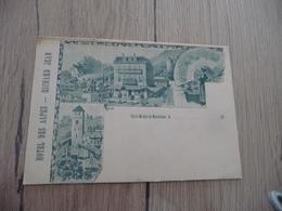 CPA 74 Savoie Pub Avant 1906 Hôte Des Alpes Richard Jean Saint Miche De Maurienne 1900 - Saint Michel De Maurienne