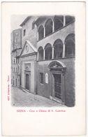 SIENA - CASA E CHIESA DI S. CATERINA -37571- - Siena