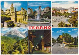 TERAMO - VEDUTINE - VIAGG. -34698- - Teramo