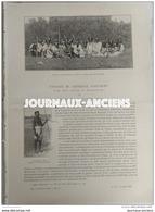 1900 VOYAGE DU GÉNÉRAL GALLIENI AU TOUR DE MADAGASCAR - LA COTE OUEST DE MORONDAVA À FORT DAUPHIN - TULÉAR - 1900 - 1949