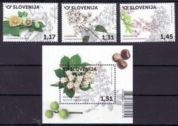 3333 Slowenien Slovenia 2020 ** MNH Flower Flora Flowering Park Trees Tree - Slowenien