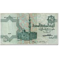 Billet, Égypte, 25 Piastres, 1984, 1984-01-02, KM:54, TB - Egypte