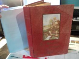 LES MAITRES SONNEURS PAR GEORGE SAND. ANNEES 30? ILLUSTRE PAR JEAN DEMAILLY TITRE DORE AU DOS / BEAUX PLATS ROUGES - Books, Magazines, Comics