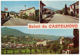 CASTELNOVO - VICENZA - SALUTI DA..  - VEDUTINE -28844- - Vicenza