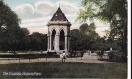 AR84 The Fountain, Victoria Park, London - London