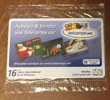 COCACOLA TINTIN TRAIN THALYS SEPATEL CARTE TÉLÉPHONIQUE À CODE 10 MN NSB PHONECARD CARD QUE POUR LA COLLECTION - Treni