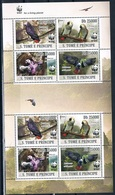 Bloc Sheet Oiseaux Perroquets Birds Parrots Neuf  MNH ** S Tome & Principe 2009 - Parrots