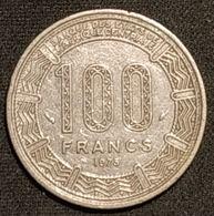 CONGO - 100 FRANCS 1975 - KM 2 - Congo (République 1960)