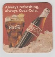 Bierviltje-bierdeckel-beer Mat Coca-cola Company Dongen (NL) - Sous-verres