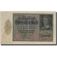 Billet, Allemagne, 10,000 Mark, 1922, KM:71, TB+ - [ 3] 1918-1933: Weimarrepubliek