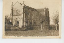 MAGNE - La Chapelle De Sainte Macrine - Francia