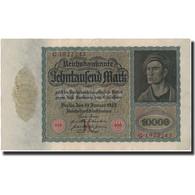 Billet, Allemagne, 10,000 Mark, 1922, KM:70, SUP - 1918-1933: Weimarer Republik