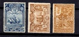 Portugal YT N° 151/153 Neufs ** MNH. TB. A Saisir! - 1892-1898 : D.Carlos I