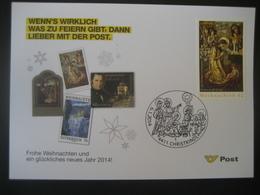 Österreich- Christkindl 6.1.2014 ÖPT Karte - Sin Clasificación