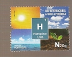 Portugal ** & International Year Of The Periodic Table, Dmitri Mendeleiev 2019 (8422) - Protezione Dell'Ambiente & Clima