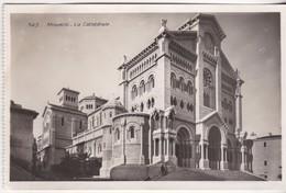 Monaco - La Cathédrale - Kathedrale Notre-Dame-Immaculée
