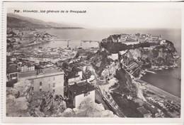 Monaco - Vue Générale De La Principauté - Kathedrale Notre-Dame-Immaculée