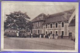 Carte Postale 58. Pougues-les-Eau  Hotel Du Lion D'Or  Très Beau Plan - Pougues Les Eaux