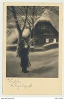 AK  Glückwunsch Neujahr 1942 - Anno Nuovo