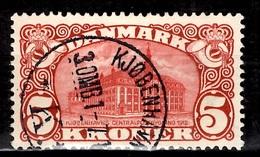 Danemark YT N° 84 Oblitéré. B/TB. A Saisir! - 1905-12 (Frederik VIII)