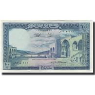 Billet, Lebanon, 100 Livres, KM:66b, SUP - Liban