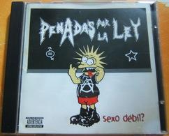 CD PUNK ARGENTINA - PENADAS POR LA LEY / SEXO DEBIL? - Punk