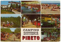 PINETO DEGLI ABRUZZI - TERAMO - CAMPING SOUVENIR -21456 - Teramo