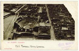 POMPEI - NAPOLI - PANORAMA - F.P. -18399- - Napoli (Nepel)