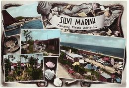 SILVI MARINA - TERAMO - CAMPING PINETA ADRIATICA -18454 - Teramo