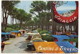 VADA - LIVORNO - CAMPING IL TIRRENO - VIAGG. -26113- - Livorno