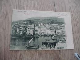 CPA 20 Corse 2B Bastia Vieux Port Edit Viccentelli 1901 - Bastia