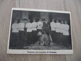 Photo Imprimée Orchestre Des Cosaques De Koubagne 14.5 X 10.3 - Célébrités