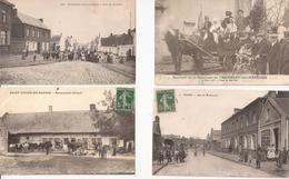 LOT DE 45 CARTES POSTALES - Cartes Postales