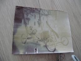Photo Originale Mateur Sorèze Auto à Hélice 11 X 8.2 - Automobiles