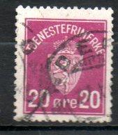 NORVEGE Service  20 Lilas  1926 N° 4 - Norvège