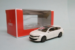 Norev - PEUGEOT 508 SW 2018 Blanc Réf. 310908 Neuf NBO 3 Inches 1/64 - Norev