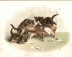 CHATS - Trade Cards