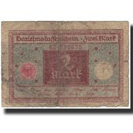 Billet, Allemagne, 2 Mark, 1920, KM:59, B - [ 3] 1918-1933 : República De Weimar