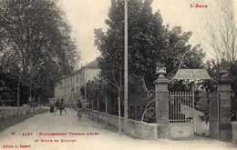 11 * ALET /  ETABLISSEMENT THERMAL ET ROUTE DE QUILLAN - France